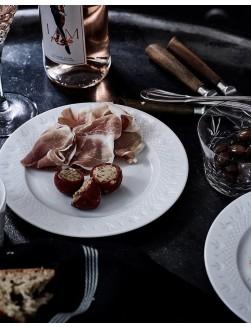 6 stk. Frederik Bagger Lunch Plates (25 cm)