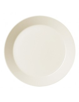 Iittala Teema hvid mellem 6 tallerkner (21 cm)