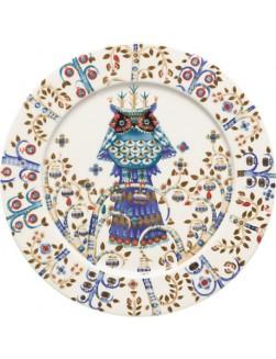 Iittala Taika hvid komplet tallerkensæt 12 personer