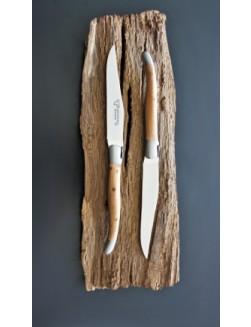 12 Laguiole En Aubrac Enebær (Juniper) steakknive