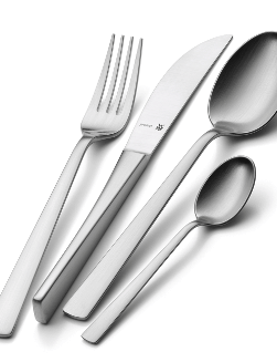 WMF Corvo – mat bestiksæt 72 dele til 18 personer